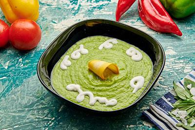 Poza Supa crema de broccoli