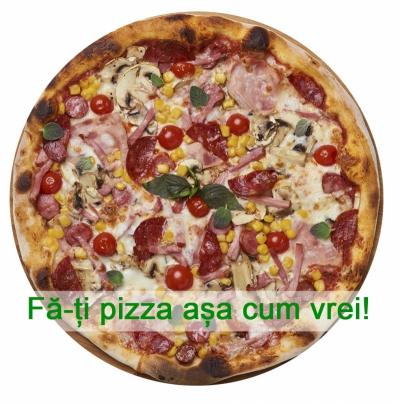 Poza Pizza Personalizata